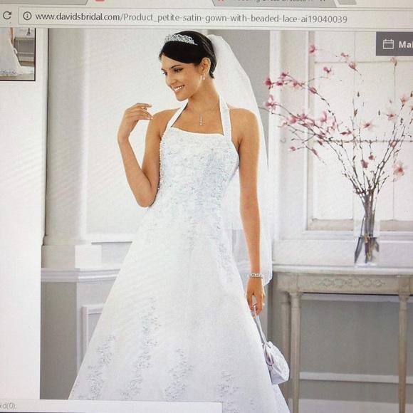 David\'s Bridal Dresses | Bridal Dress | Poshmark